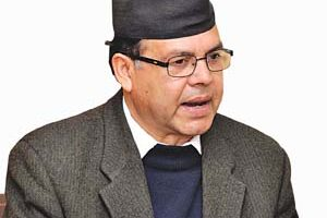 Country's development only thru socialism: leader Khanal