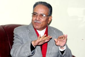 Revolution through imitation of people's war impossible: Prachanda