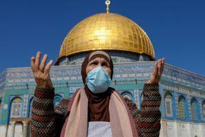 PALESTINIAN HEALTH VIRUS RELIGION ISLAM