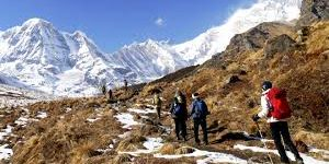 New Trekking Route To Kanchanjunga