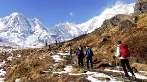 New Trekking Route To Kanchanjunga