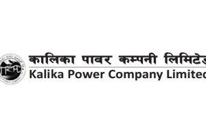 Kalika Power Company Earns Rs 110